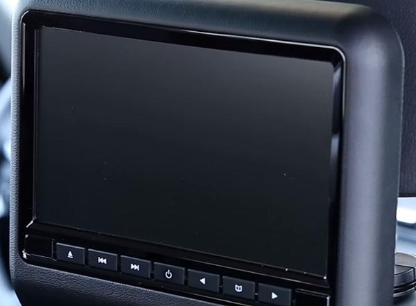 DVD Player im Auto Bildqualität