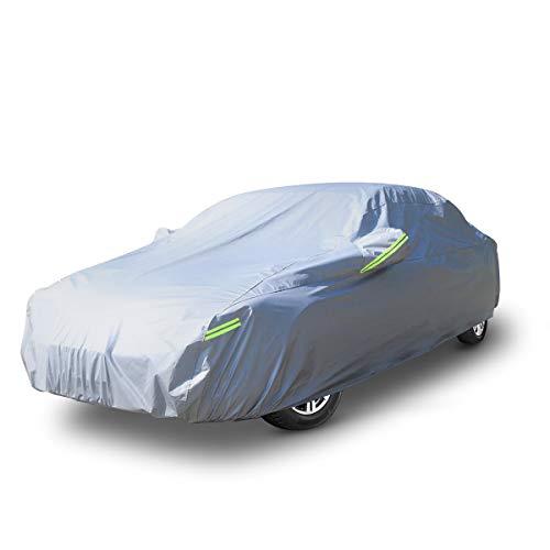 yibeico autoabdeckung vollgarage auto lifestyle. Black Bedroom Furniture Sets. Home Design Ideas