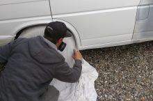 Sprühfolie fürs Auto – einfach Folieren