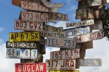 Kurzzeitkennzeichen – Gelbes Nummernschild für Überführungsfahrten