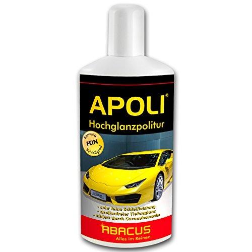 ABACUS APOLI Hochglanzpolitur Autopolitur
