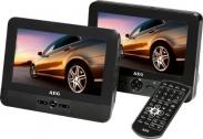 AEG, 2 Bildschirme, 9″ DVD-Player fürs Auto