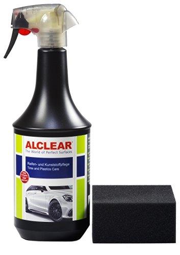 Alclear Reifen- und Kunststoffpflege
