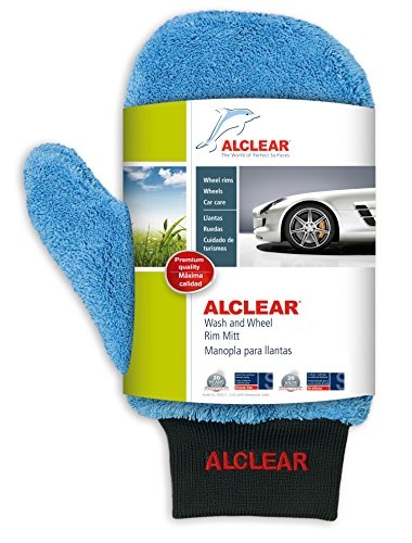 Alclear Mikrofaserhandschuh