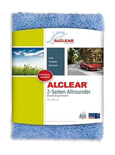 Alclear 2-Seiten-Allrounder Mikrofasertuch