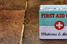 Verbandskasten – die erste Hilfe bei Unfällen
