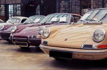 Das Unternehmen Porsche im Portrait