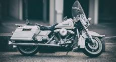 Motorradhebebühne
