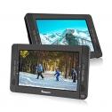 NAVISKAUTO, 2 Bildschirme, 10,1″ DVD-Player fürs Auto
