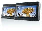 Nextbase Click 9 Lite Duo, 2 Bildschirme, 9″ DVD-Player fürs Auto