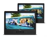 Odys Seal 9, 2 Bildschirme, 9″ DVD-Player fürs Auto