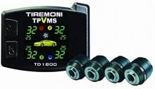 TireMoni TPVMS TD-1800-X Reifendruckkontrollsystem