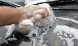 Autowaschschwamm – schonende Reinigung